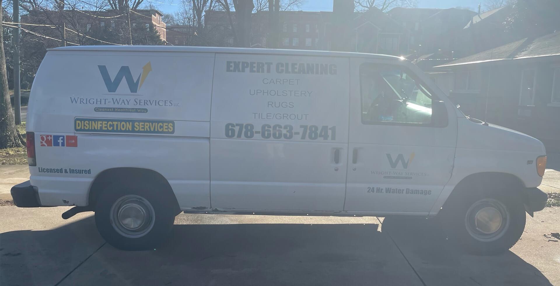 atlanta carpet cleaning company